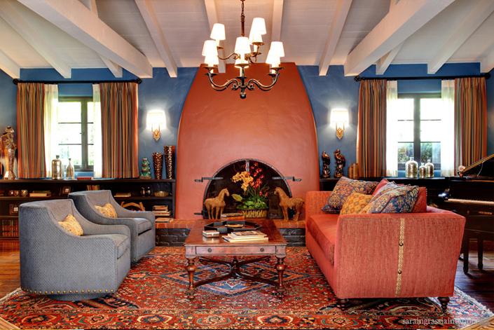 Interior design los angeles sara ingrassia for Interior design agency los angeles